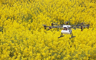 农业植保机飞行培训基础班